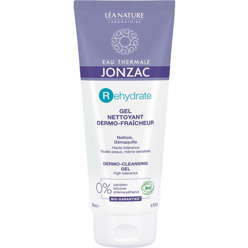 Dermo-čistící gel na obličej – 200 ml_image